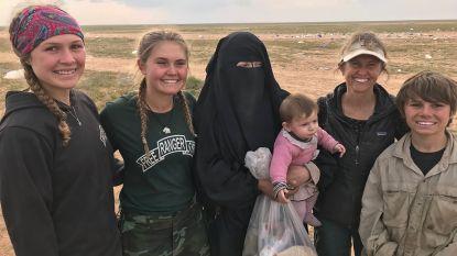 Amerikaanse oud-soldaat neemt zijn hele gezin mee wanneer hij hulp gaat verlenen in oorlogsgebied