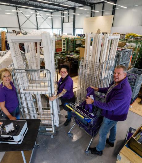 Ogen gericht op nieuw 'werkwarenhuis' Het Goed in Nuenen