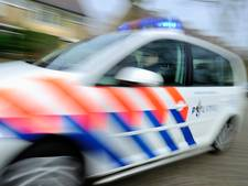 Politie rijdt autodief (19) klem op Leusderweg