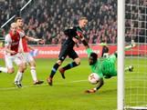 Goals in Arena pas na rust verwacht, Galgenwaard is van Feyenoord
