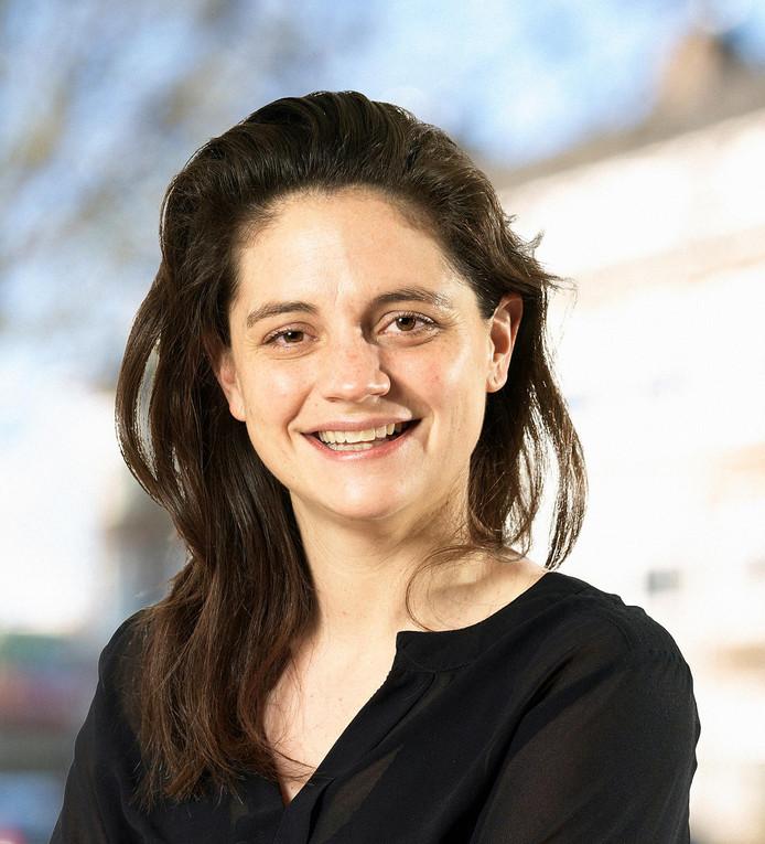 Barbara Kathmann, lijsttrekker van de Rotterdamse PvdA.