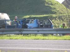 Lange files op A50 na ongeval bij Herpen, slachtoffer naar ziekenhuis