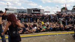 Metalheads doen 'de boot' voor Diablo Blvd