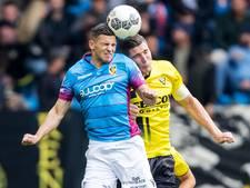 Vitesse loopt kater op bij Airborne-wedstrijd