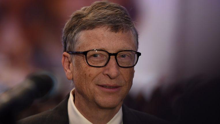 Heeft het smalle gezicht van Bill Gates mee voor zijn succes gezorgd?