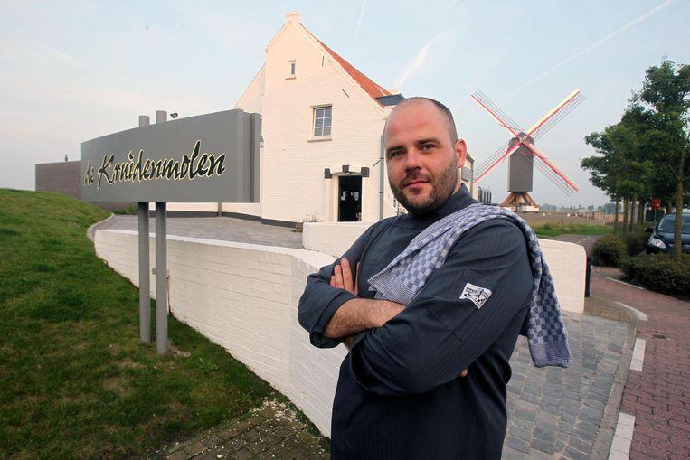 Stijn Bauwens van De Kruidenmolen was een van de coaches.