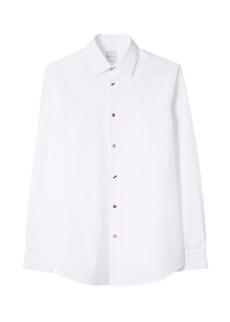 Katoenen vrouwenoverhemd,  € 335 Beeld null