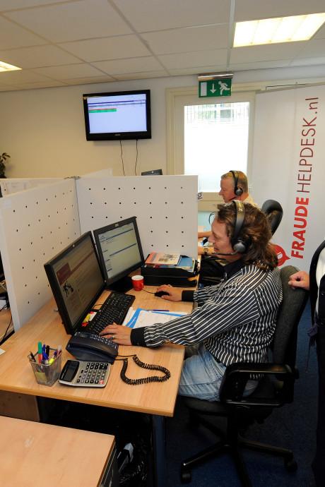 Oprichter Fraudehelpdesk in Apeldoorn zwaait af als directeur