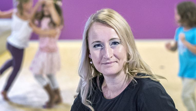 Annette van Valkengoed: