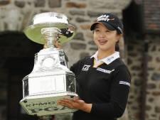 Kim wint PGA Championship, Van Dam stelt teleur