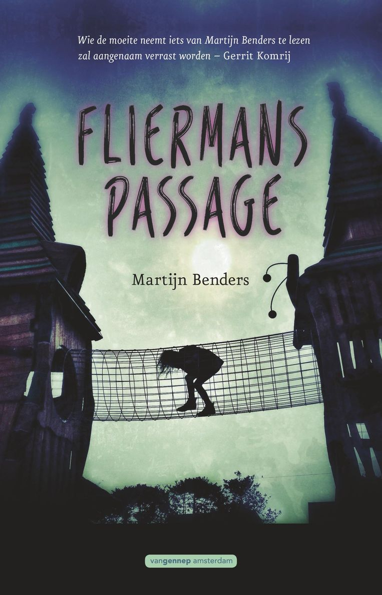 Martijn Benders - Fliermans Passage Beeld