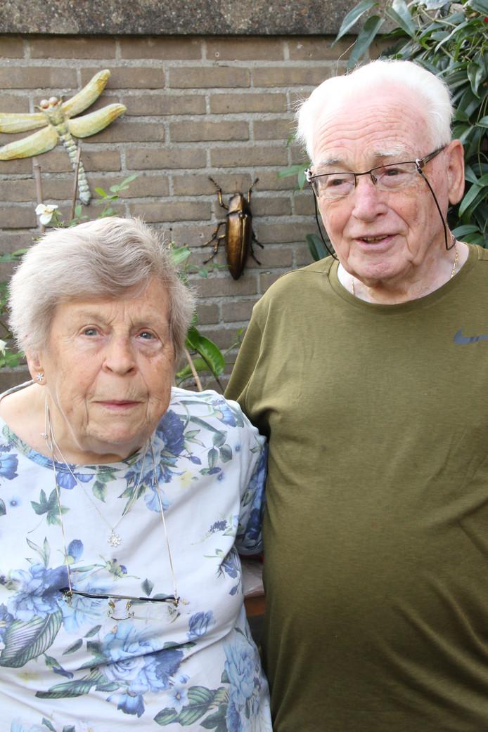 Jopie en Hans Claassen uit Den Bosch