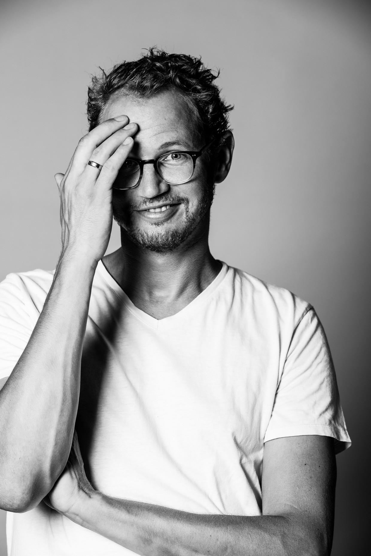 Johan Goossens: 'Je moet alles kunnen zeggen.'  Beeld Anne van Zantwijk