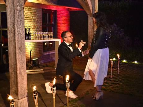 'Hofleverancier van de liefde' Frank van 't Hof vond zelf de liefde op de werkvloer bij Coco