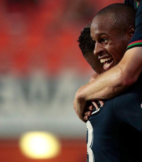Van Old Trafford naar De Goffert: Rangelo Janga komt thuis bij NEC