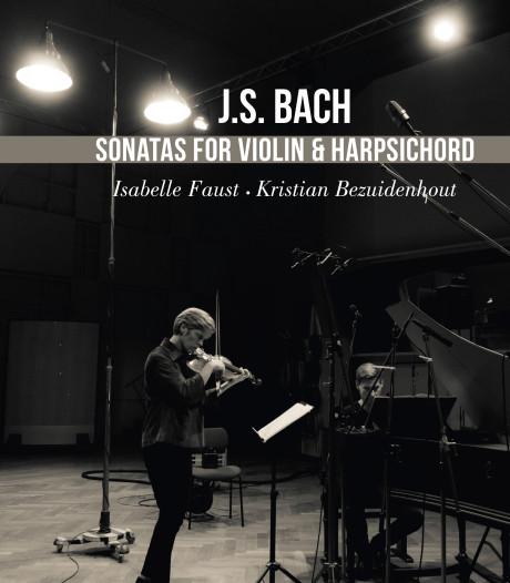 Duo levert topprestaties in Bachs 'klaviertrio's'