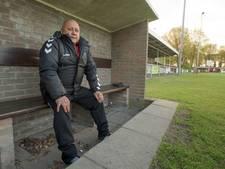 Vlijmense Boys-trainer Falkenburg gaat de kou en regen niet missen