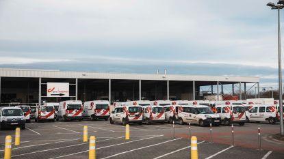 Chauffeurs bpost Limburg leggen werk neer... omdat ze minder mogen werken