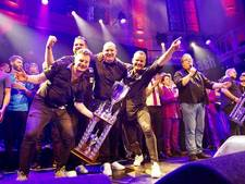 Coverband The Streets Van Paradiso naar Alemse feesttent