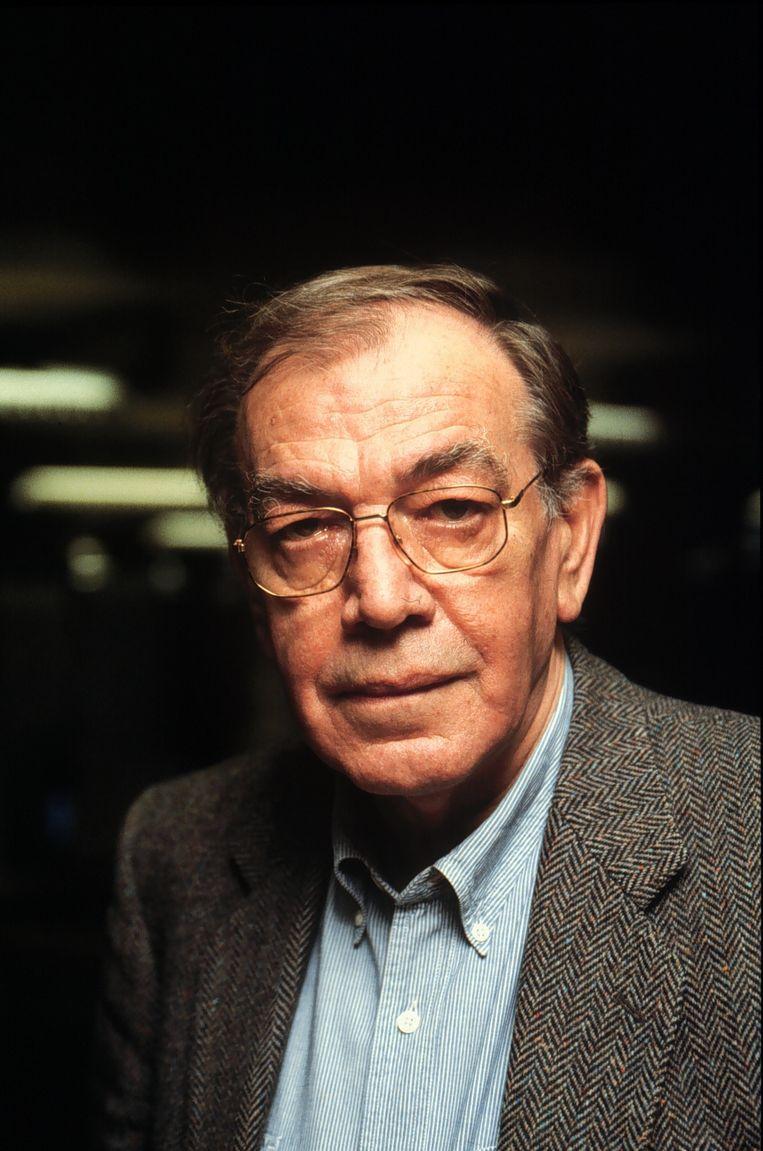 Hans Keller (1937-2019) Beeld ANP