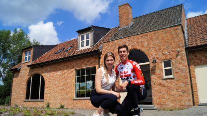 Ontdek hoe een wielerprof leeft en traint: Lotto-renner Jelle Wallays en vriendin openen B&B in Staden