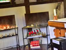 Kapel Zegge na extreme kaarsenopstekerij tijdelijk dicht