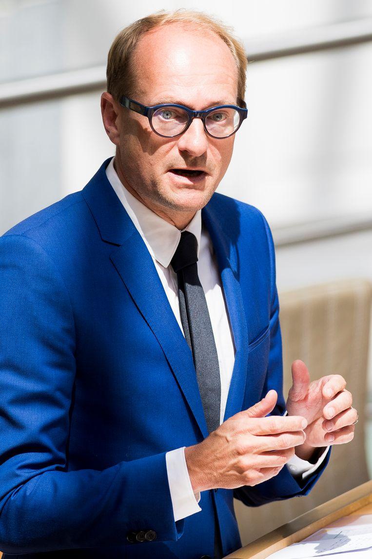 Minister van Welzijn Ben Weyts.