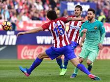 VIDEO: Barça blijft in titelrace dankzij late treffer Messi