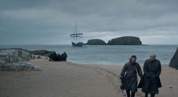 Belangrijk onderdeel van zijn plan: Jon Snow. Maar die werkt niet mee.