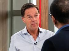 Mark Rutte over woningnood: 'Huizen bouwen is nog niet zo gemakkelijk'
