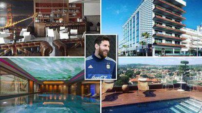 Lionel Messi koopt luxehotel voor 30 miljoen in kuststadje even buiten Barcelona