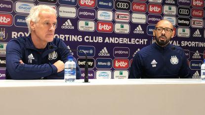 """Teammanager Van Handenhoven vertaalt voor Rutten: """"Ik hoop dat hij het goed doet"""""""