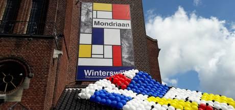 Mondriaandoek in Winterswijk onthuld, uiteindelijk
