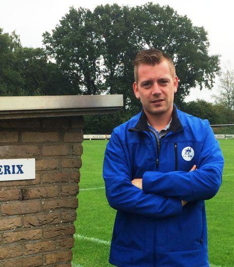 Erix verlengt contract met trainer
