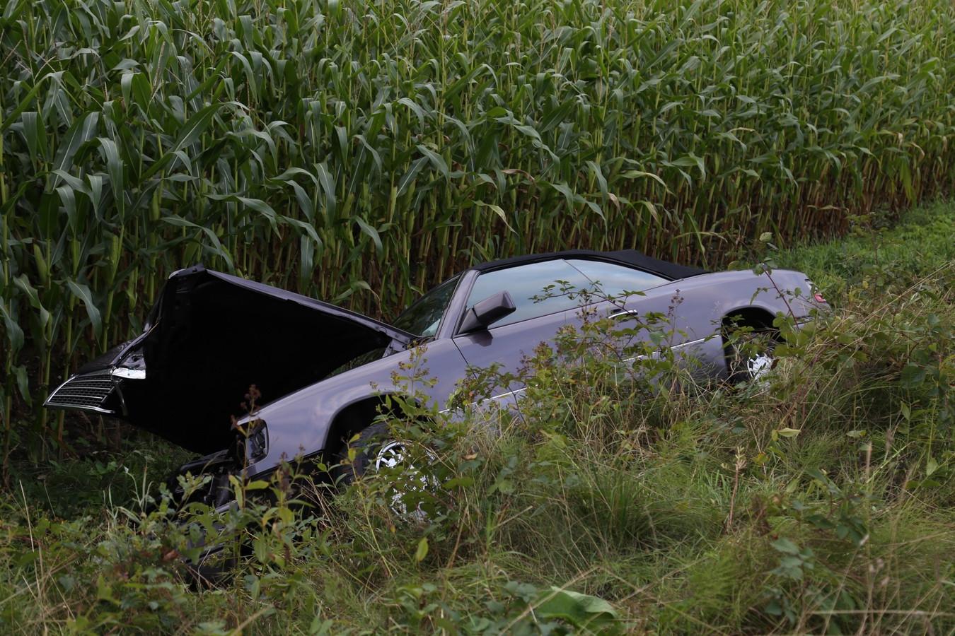 Ongeval in Zeeland