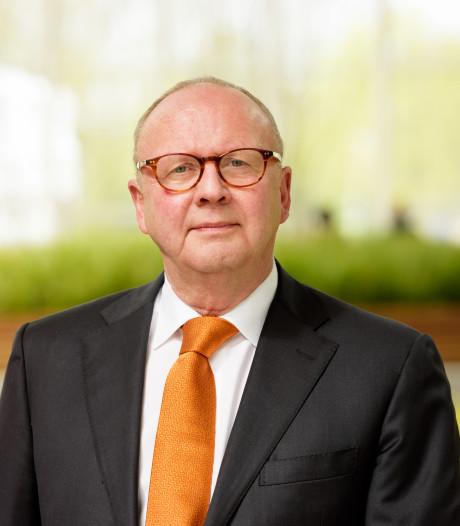 Jo van Ham nu Ridder in Orde van Oranje-Nassau