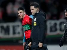 NEC-aanvaller Wolters maakt basisdebuut tegen oude club
