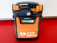 Defibrillator verdwenen in Renswoude