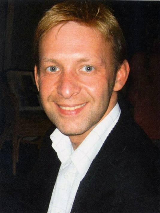 Gunther Haagen op een foto uit 2011