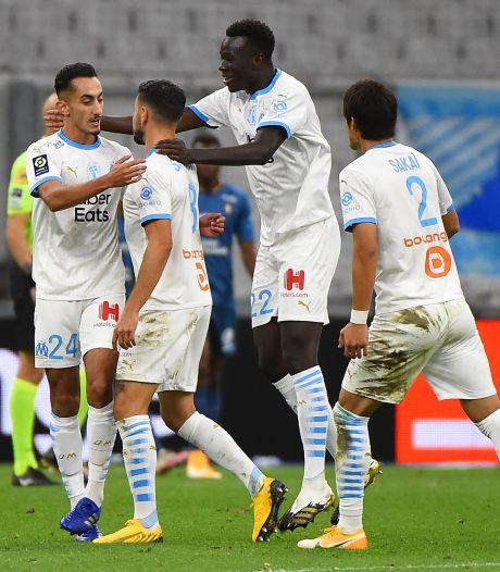 Marseille laat naast Metz, Strootman blijft op de bank