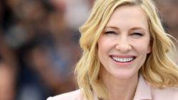 Cate Blanchett leeft in luxe, maar haar broer is straatarm
