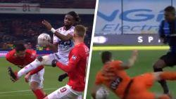 """Terwijl ZELFDE videoref Standard voordeel geeft, doet hij dat niet met Club Brugge bij bal tegen hand: """"Laat refs en VAR de regels nu eens goed toepassen"""""""
