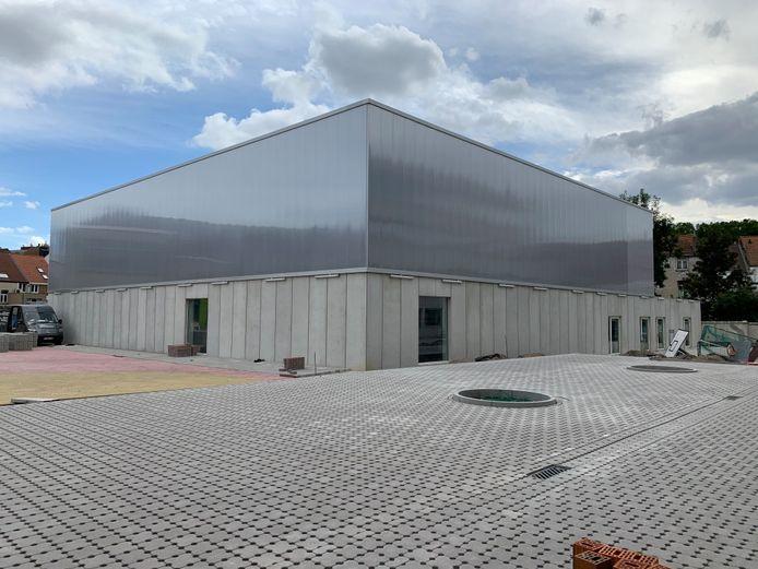 Het Atheneum Vilvoorde in aanloop naar 1 september 2020.