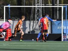 Oranje-Rood verliest in laatste minuut van Kampong: 'Lijkt wel een vloek'