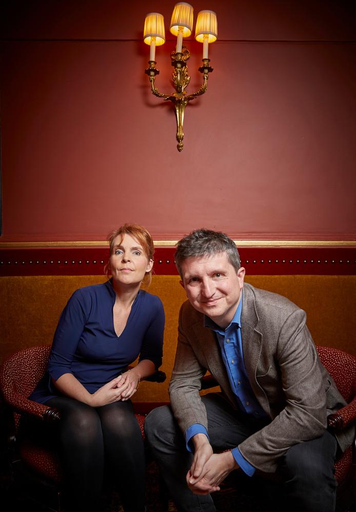 Ingrid de Groot en Peter Groenendijk.