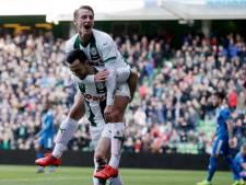 LIVE | Dramatisch Feyenoord komt met één tegengoal nog goed weg in eerste helft