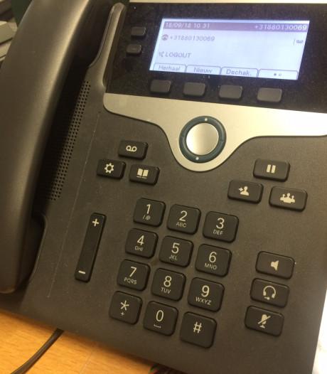 Uden herstelt oude telefoonnummer:  'Klanten snapten 14 0413 niet'