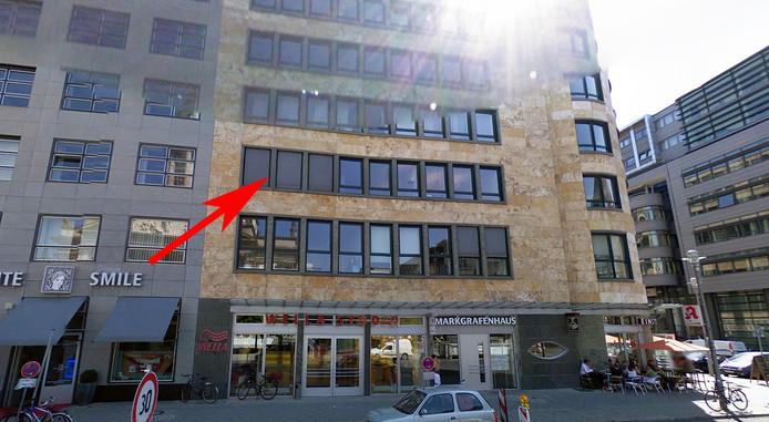 Hier zit het mysterieuze kantoor van Apple in Berlijn