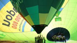 """Grootste luchtballon van België: """"13 villa's gaan de lucht in"""""""