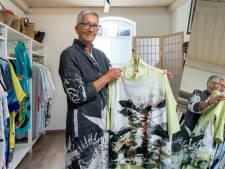 Schijndelse Anja van de Zand werd verliefd op Zuid-Afrikaanse jurken